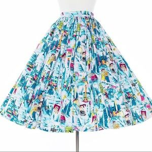 PinUp Couture Paris Jenny skirt